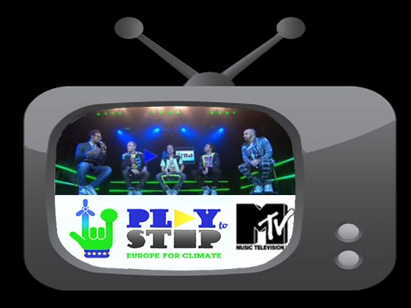 MTV Europe, Play to Stop, Editors Live in Budapest
