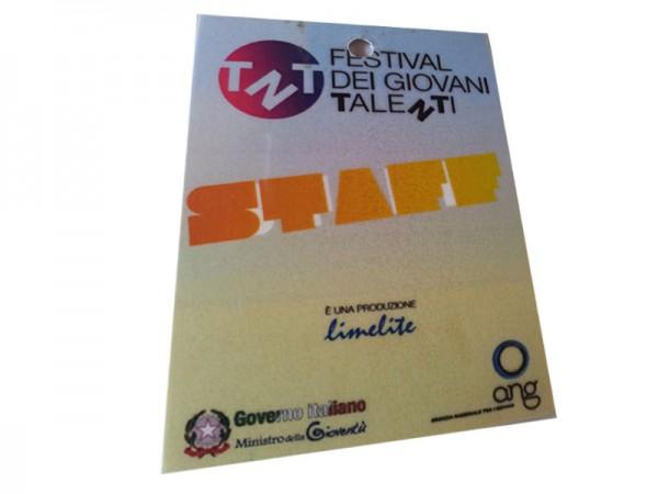 TNT Festival Giovani Talenti